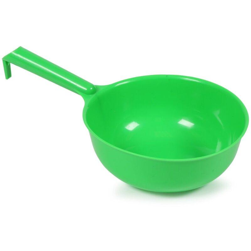Image of Ezi-Kit Horse Feed Scoop (One Size) (Green)