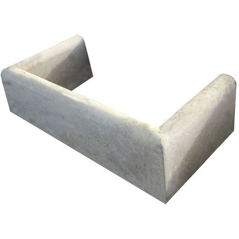 F P McCann Concrete Gully Surround 230 x 230 x 150mm