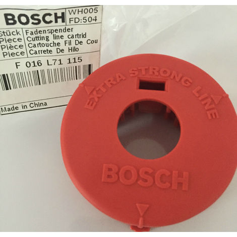 F016L71115 Nylon Fiber Cartridge - Carrete para hilo ART 23/26/30 Genuine BOSCH