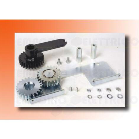 faac 180° opening kit ( for 770 motors ) 490111