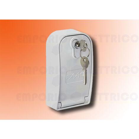 faac anti-burglary key selector 2 contacts xk30 391456