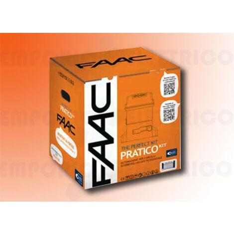 faac automation kit 230v ac pratico kit perfect 105912