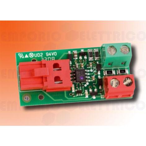 faac bus xib interface 790062