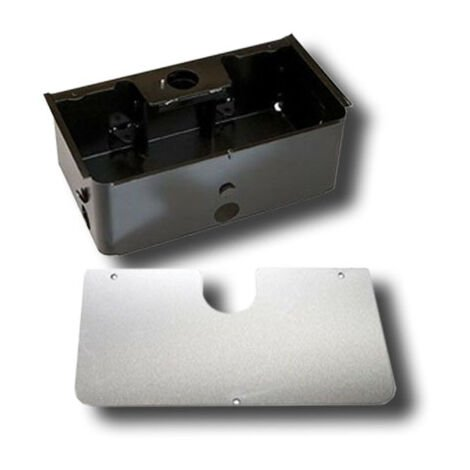 faac caja portante ( x motor s800h ) 490112
