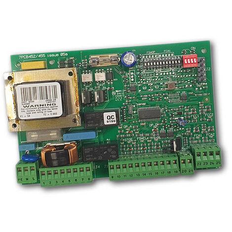 faac carte électronique 452mps 452 mps 230v ac 790916