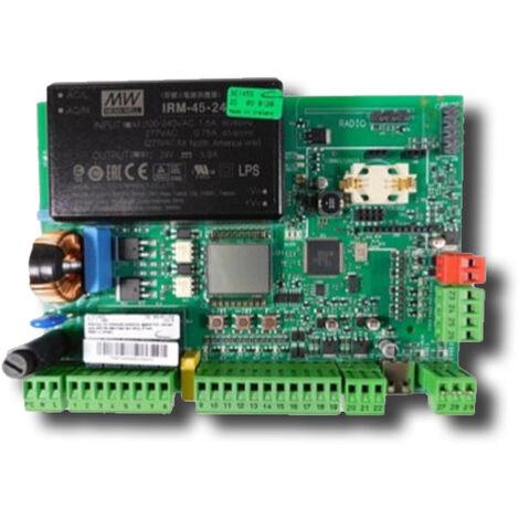 faac carte électronique e145s 230v ac 790076 (ex 790006)