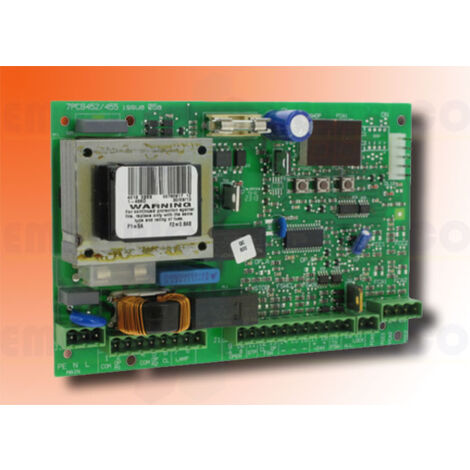 faac control unit for automation 230v 455 d 455d 790917