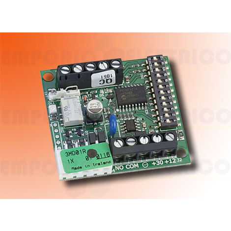 faac decoder ds for metal digikey and digicard 785502