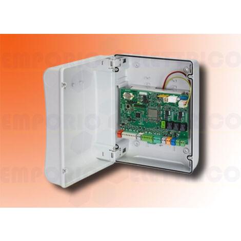 faac electronic card + contaner e124 24v dc 790284