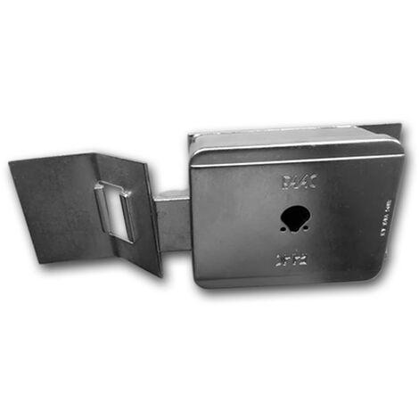 faac Elektroschloss 12v ac + Bondenlasche 712650