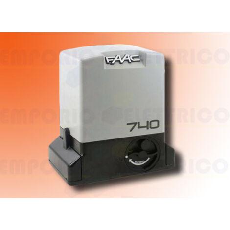faac gearmotor 740 e z16 230v ac safe 1097805