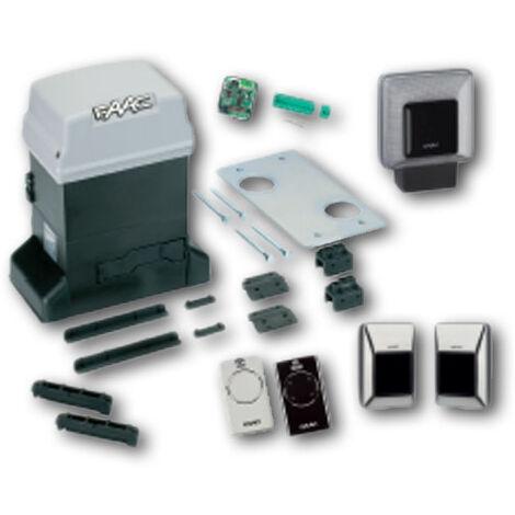 faac kit automatisation 746 230v ac portail coulissant pratico kit plus105653144