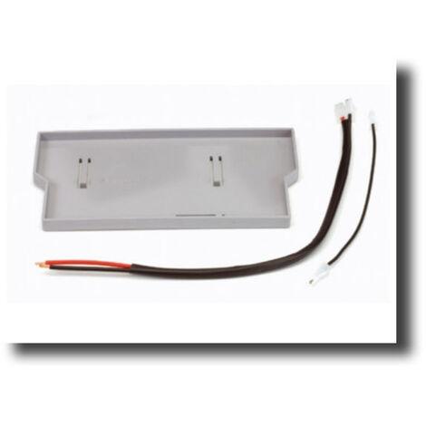 faac kit de support pour batteries de secours ( pour carte e124 ) 390926