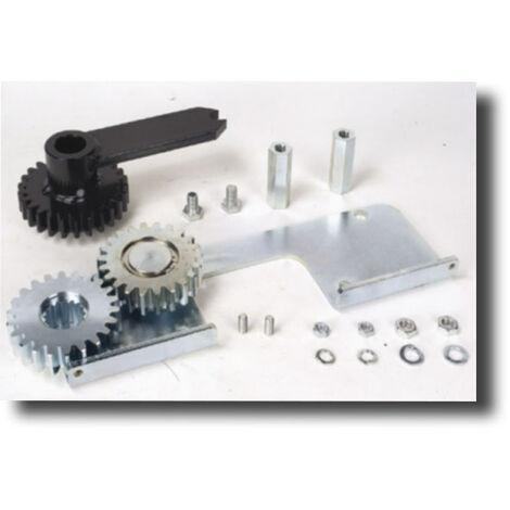faac kit d'ouverture à 180° ( pour moteurs 770 ) 490111