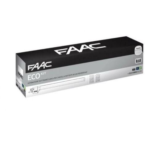FAAC KIT ECO GREEN 230V ELETTROMECCANICA SAFEZONE 105632445