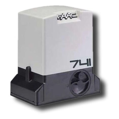 faac motorreductor con tarjeta electronica 741 e z16 230v safe 1097815