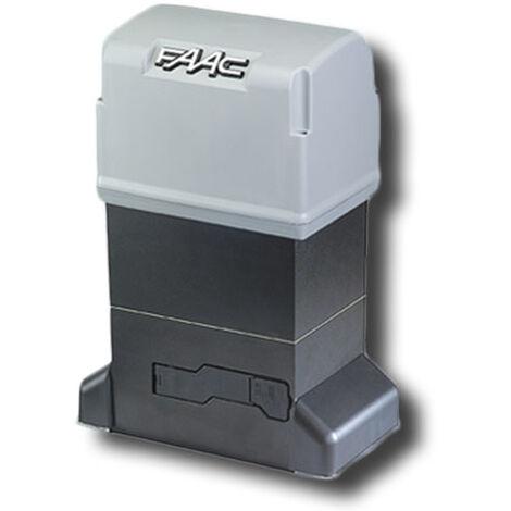 faac motorreductor con tarjeta electronica 844 e r z16 230v 109837