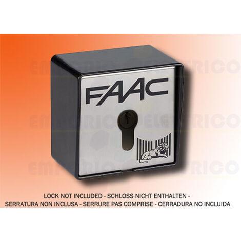 faac outdoor key button 2 contacts t21 e 401013
