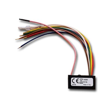 faac receptor externo radio 433 mhz mini tm2 x 145505