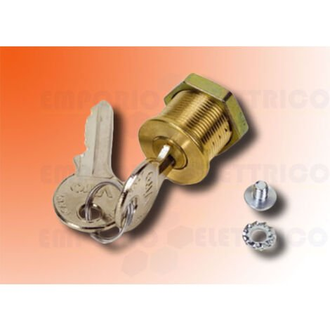 faac release lock with personalized key 712501001/10