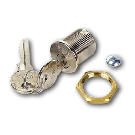 faac serrure de déverrouillage avec clé personnalisée 71275101/10