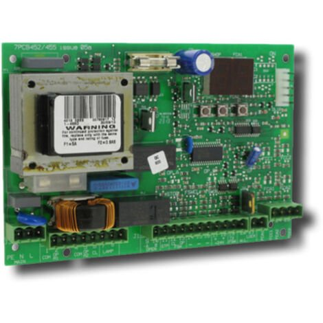 faac tarjeta electronica 230v 455 d 455d 790917