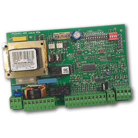 faac tarjeta electronica 452mps 452 mps 230v ac 790916