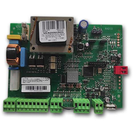 faac tarjeta electronica e045 230v ac 790005