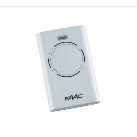 "main image of ""Faac XT4 868SLHLR Télécommande 868 MHz, 4 canaux 787010"""
