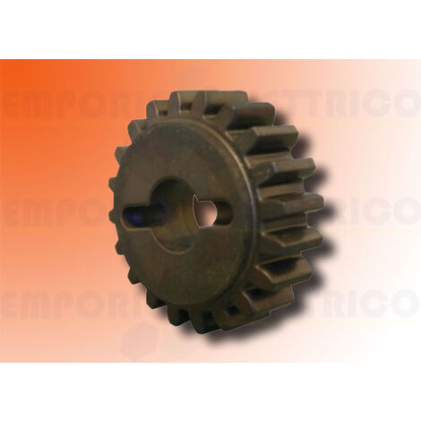 faac z12 pinion for rack ( gate with a maximum weight of 2200 kg ) 7191661