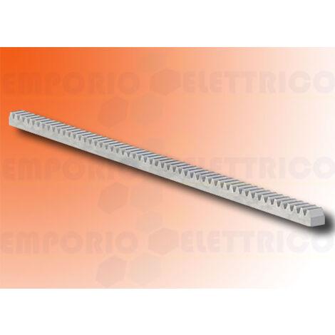 faac zinc gear rack 30x30 mod.6 - 1 mt - 719328