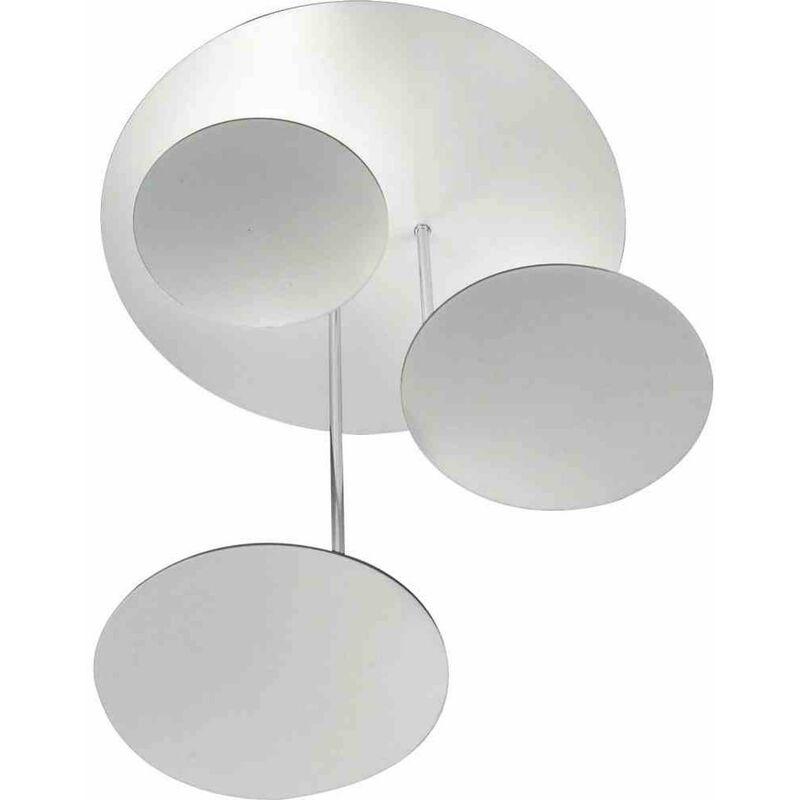 LED Deckenanbauleuchte weiß matt Leuchten Lampen Deckenleuchte Beleuchtung NEU - FABAS LUCE