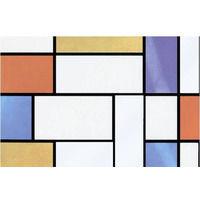 Fablon Mondrian Window Film