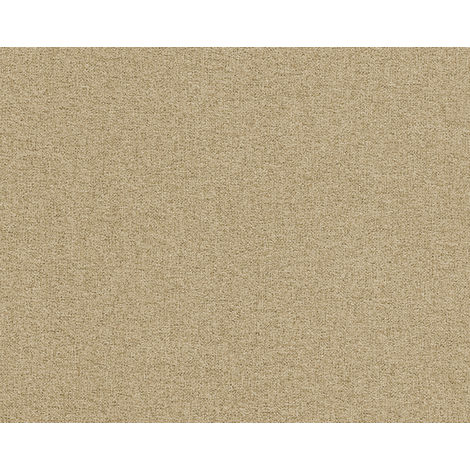 Fabric look wallpaper wall EDEM 9163-03 hot embossed non-woven wallpaper embossed with tangible texture shimmering beige 10.65 m2 (114 ft2)
