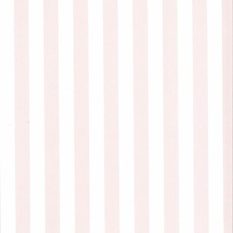 Fabulous World Wallpaper Stripes White and Pink 67103-4