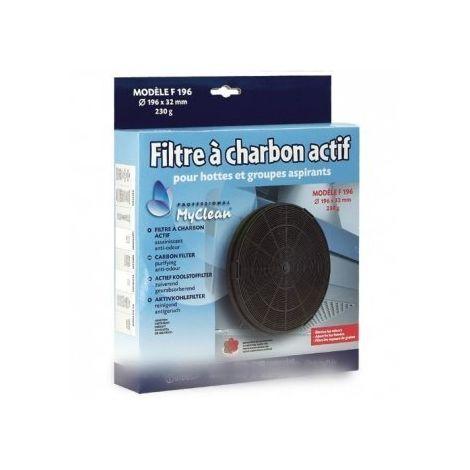 FAC 529 FILTRE A CHARBON F196 (OE196MMX32MM) POUR HOTTE ARISTON