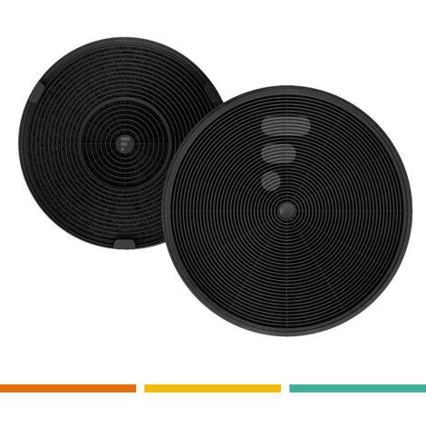 Fac FC03 - 2 filtres à charbon pour hotte aspirante