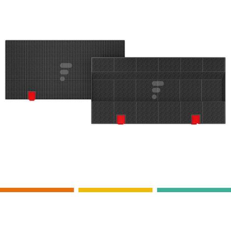Fac FC08 - filtre à charbon pour hotte aspirante