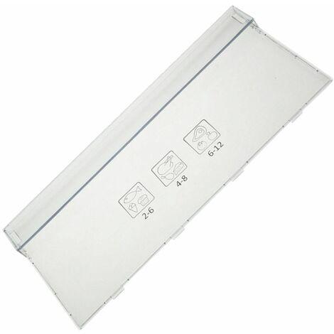 Façade de tiroir (4634610100) Réfrigérateur, congélateur 305465 BEKO