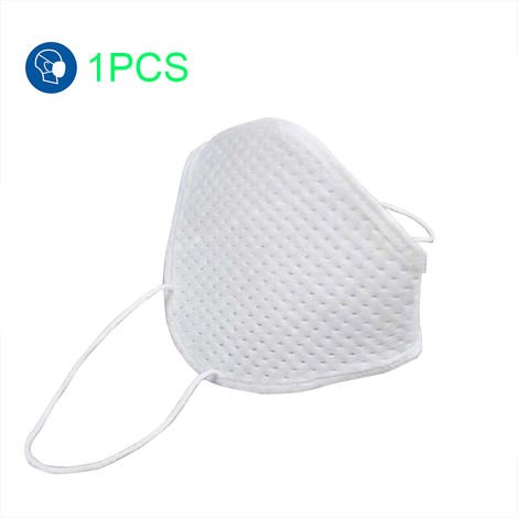 Face Mask Adult Dust-proof Mask 4 layer Protection