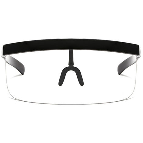 """main image of """"Face Shield Visor Sunglasses Oversize Safety Face Cover Half Face Protective"""""""