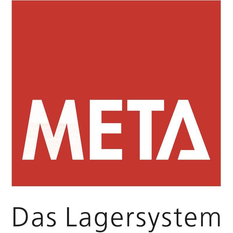 META Fachboden MS 150 verzinkt 1000 x 400 mm Tragkraft 150 kg