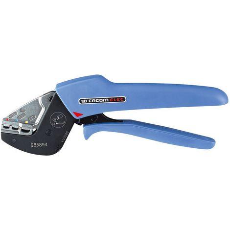 KS Tools 115.1435 Pince /à sertir pour borne embrochable 0,5-6 mm