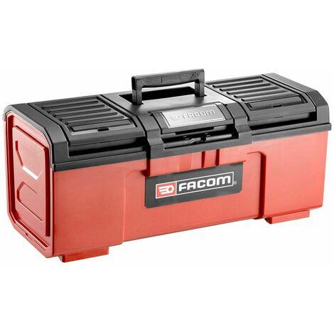 Facom Boîte à outils plastique 24'' fermeture automatique - BP.C24N