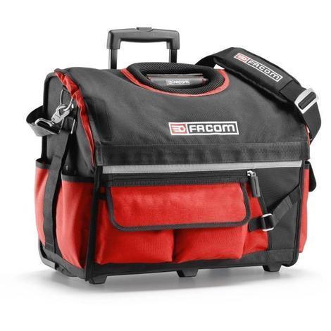 FACOM Boîte a outils textile Probag 20 a roulettes