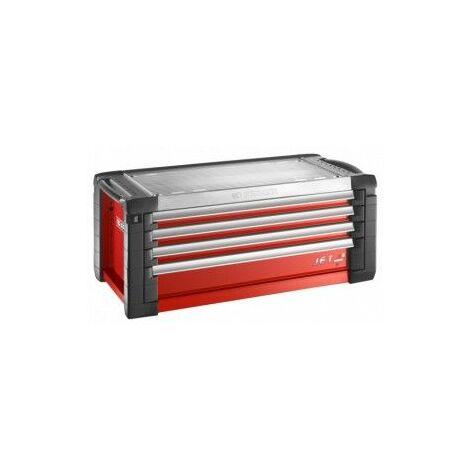 Facom Coffre JET+ 4 tiroirs - 5 modules par tiroir - JET.C4M5