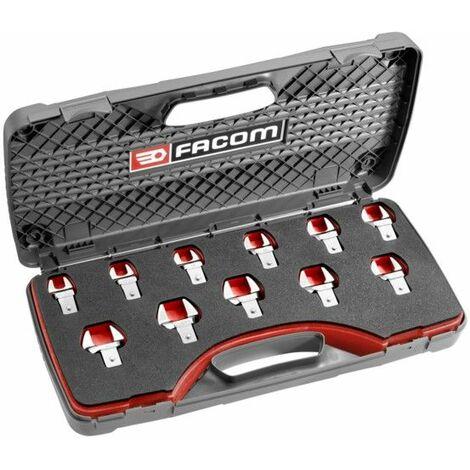 Facom Coffret d'embouts 14x18 mm fourche métriques - 11.J11