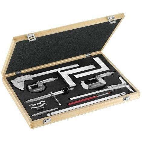 Facom Coffret métrologie-contrôle 10 outils, livré en coffret - 809.J3