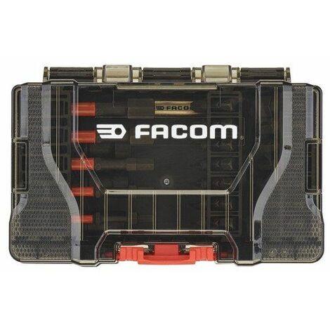 FACOM - Jeu d'embouts de vissage x 30 pièces - EN.1J30PB