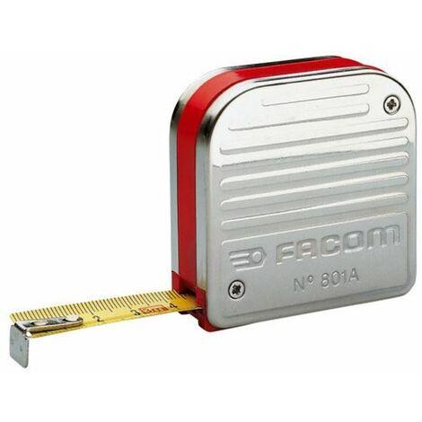 FACOM - Mètre à ruban 2x16mm 2 faces - 800A.216